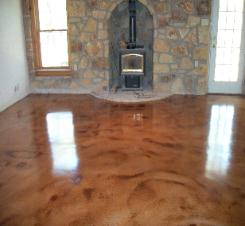 Make Ugly Beautiful Dallas Fort Worth Concrete Staining